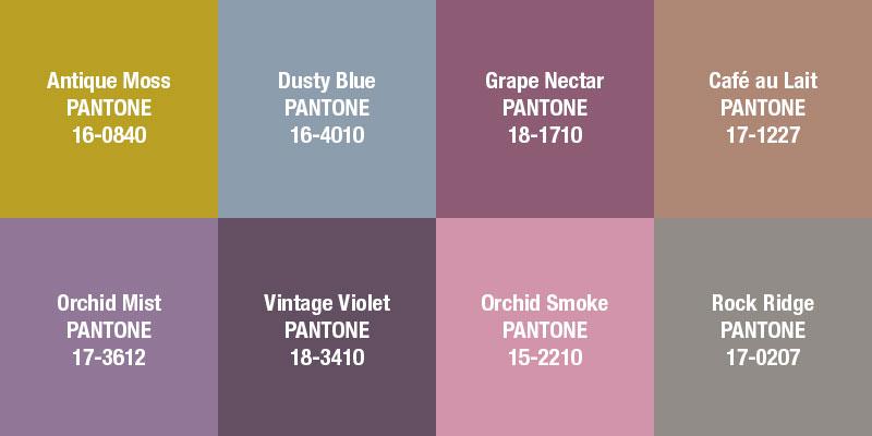 Botanicum color scheme