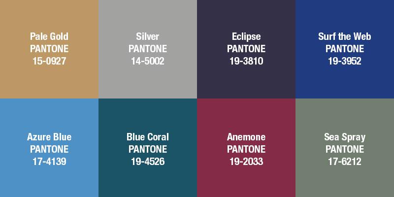 Zensations color scheme